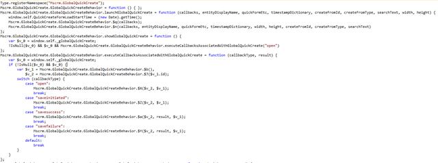 Close Quick Create Form in Microsoft Dynamics CRM 2013  – Debajit's