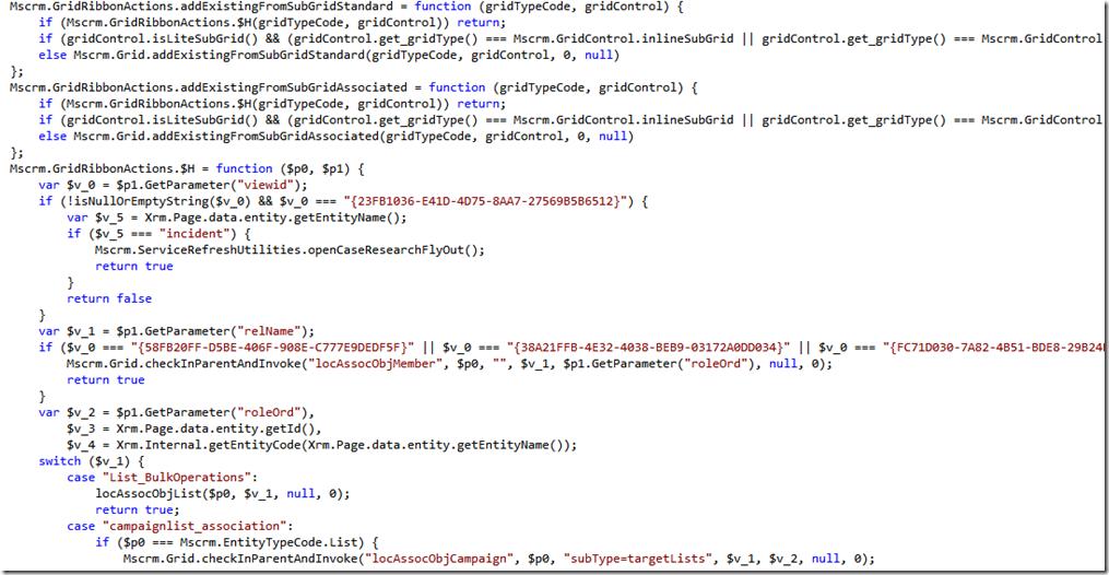 Exploring Microsoft Dynamics CRM system Js files – Debajit's ...