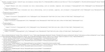 Dynamics CRM/ 365 + Web API} New Metadata Query features in Web API