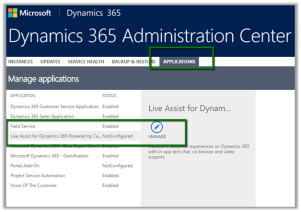 Configuring Live Assist (Preview) for Dynamics 365