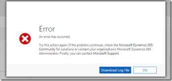 Dynamics V9 0}–Show alert/ confirm/ error in Modal style