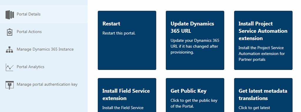 Change Base URL of Dynamics 365 Portals – Debajit's Dynamic