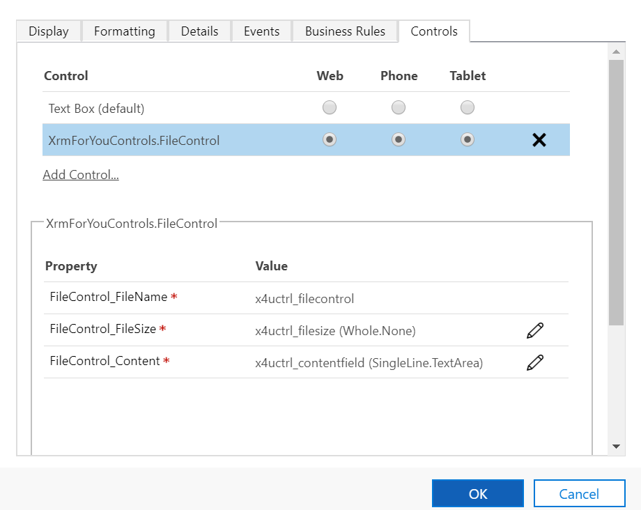 Part 6 – Embed your Power Apps Custom control on CRM form