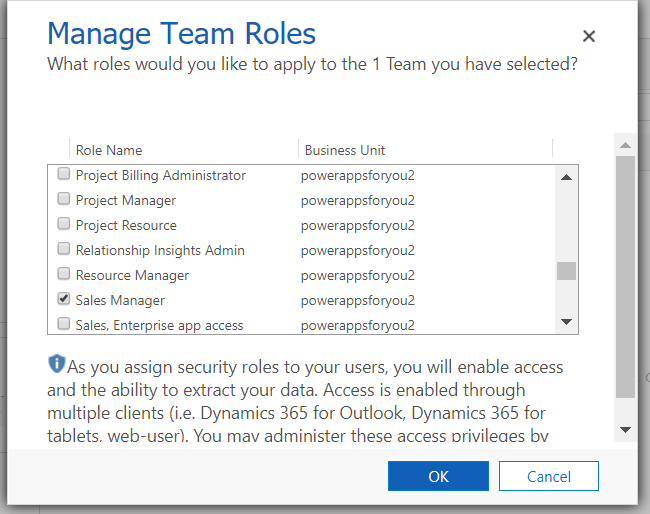Azure AD Groups can own your Dynamics 365 records  Learn it