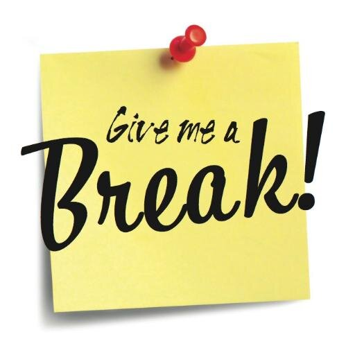 GIVE ME A BREAK! ~ Writers Guild Chuka University